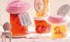 Fruchtiges Rosenblüten-Gelee Rezept | Dr. Oetker