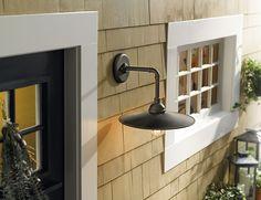 Westington 1 Light Outdoor Wall Lantern in Olde  Bronze (OZ)