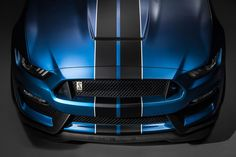 2016 Shelby GT350R Mustang – Photo Gallery