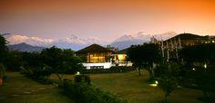 Nepal Charme Hotel Shangri-La, Pokhara, #Nepal.  Itinerario completo su kel12.com