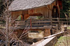 old covered bridges | Old Rustic Covered Bridge | Flickr - Photo Sharing!
