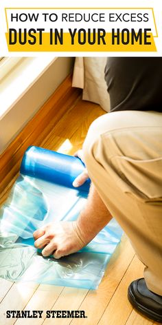 Indoor air can be more polluted than outdoor air - bring in Stanley Steemer for an air duct cleaning!