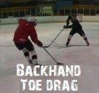 Deke of the Week 9 - Backhand Toe Drag Hockey Workouts, Hockey Drills, Hockey Gear, Hockey Coach, Hockey Players, Hockey Stuff, Hockey Shot, Ice Hockey, Hockey Training
