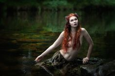 Carri Angel - Fantasy, Creative & Conceptual Photography 'Siren' - Styling Lunaesque Productions