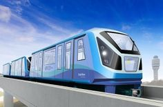 #Orlando airport to have three Japanese peoplemovers #Mitsubishi Heavy Industries  #railway