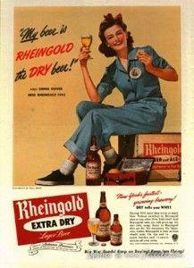 Rheingold...the dry beer...