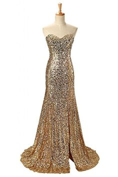 Traummode Luxurioes Herzform Mermaid Prokleid Festkleid Abendkleid Ballkleider-32-Golden Traummode http://www.amazon.de/dp/B00OROHZUS/ref=cm_sw_r_pi_dp_YXb-ub02ERV1B