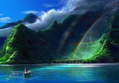 Prism Island - Celestial Exploring