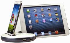 rogeriodemetrio.com: Juiced Systems S4/Tablet Desktop Docking Station