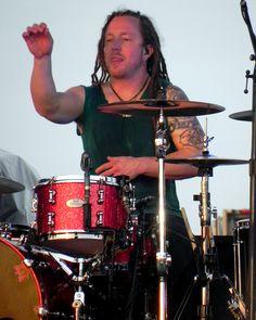 Shinedown - Barry Kerch