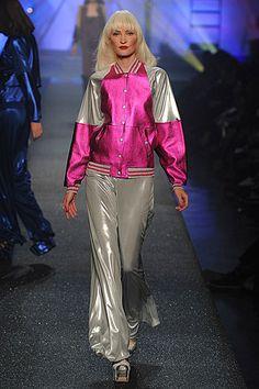 Spring Summer 2013, Jean Paul Gaultier, Paris Fashion Week, Abba