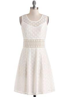 Long Time Coming Dress, #ModCloth