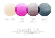 interior motives   fresh hues brushstrokes