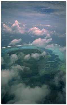 ...a piece of my heart was left in Yap Micronesia...
