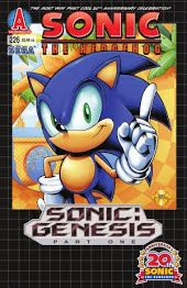 Sonic the Hedgehog #226