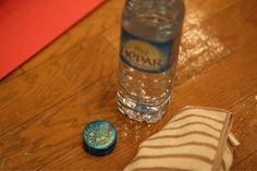 体幹トレーニングコーチ本橋恵美さんBLOGより『香川〜ワークショップ編〜』「AYURAのバームの香りに癒されて、今回提供してくださったミネラル硬水エパーで潤い。」