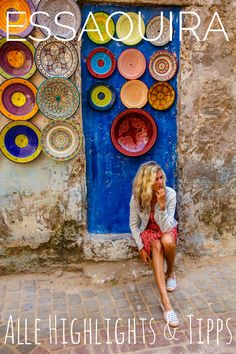 Travel Guide to Essaouira Agadir, Stuff To Do, Things To Do, Old Things, Cozy Cafe, Blue City, Morocco Travel, Surfer, Seaside Towns