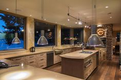 Okanagan Lakeshore Home design 6 Multi Million Dollar Lakeshore Property Infused with Nautical Vibrancy