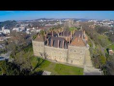 Palácio dos Duques de Bragança! | 1001 TopVideos