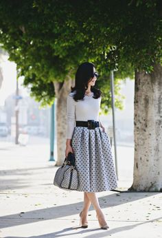 25 Cute Vintage Outfits Ideas to get a Perfect Vintage Look