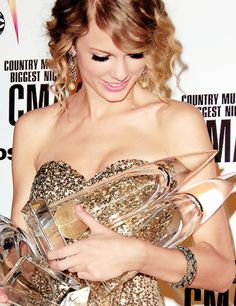 Taylor Swift - Country Music Awards