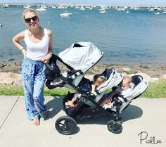 The BEST triple stroller! How to turn City Select into a triple stroller!