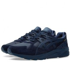 tonal suede asics gel-kayano options continue with concrete grey