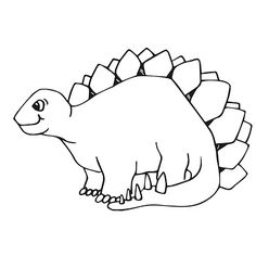 Animal Coloring Free Printable Dinosaur Pages For Kids