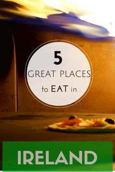 What is Colcannon? How about Black Pudding and did you know Limerick had the finest Italian restaurant where kid's cook free pizza? Come and enjoy our range of delightful Irish eats!