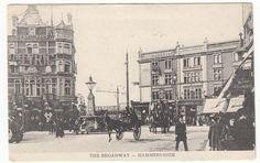 The Broadway, Hammersmith, London, 1904