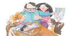 """"""" La familia debe ser la primera escuela en el ciclo educativo nacional. La escuela debe ser un hogar para la niñez y la juventud. Los padres deben ser maestros de sus hijos. Los maestros deben ser un poco padres de sus alumnos """". Juan Domingo Perón."""