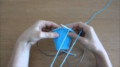Curso de trico - Querido tricot: Diminuição por malha acavalada (sl,k1,p...