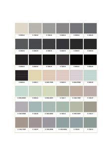 Carta de Colores NCS - MILLENNIUM STAND