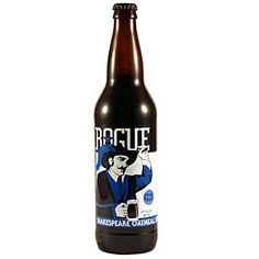 Rogue's Shakespeare Stout is one of the most well-balanced stouts we have ever tasted.