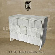 Using the end table size, Rhomboid Chest by R by Sherry Cooper, via Flickr
