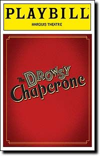The Drowsy Chaperone - 2006. Not my fav, but Sutton Foster is always wonderful.