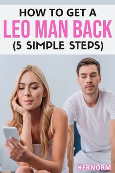Are you trying to get your Leo back? Are you wondering whether there are behaviours that he is more likely to react to? If so, you're in the right place. This guide reveals the best ways to win back a Leo's attention. Relationship Advice Quotes, Best Relationship, Win Back, Leo Men, You Tried, Behavior, You Got This, How To Get, Learning