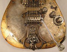 Chalicecaster guitar - Tony Cochran Custom Electric Guitars