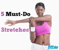 """The excuse that you're """"horrible"""" at stretching just doesn't count anymore. 