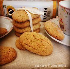 biscotti con grano saraceno,superinzupposi e buonissimi