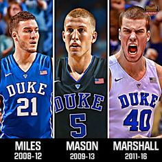 it's a family affair. the plumlees. Duke Unc, Duke Bball, Duke Basketball Players, Sports Basketball, College Fun, College Board, Mason Plumlee, Grayson Allen
