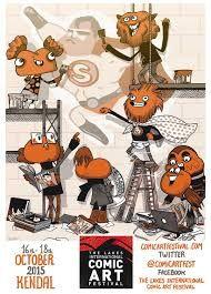 Bildresultat för comic art poster