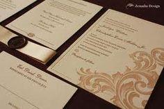 wax seal invitations - Google Search