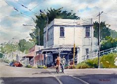 Phil Dickson - artist based in Lower Hutt Valley, Wellington, New Zealand