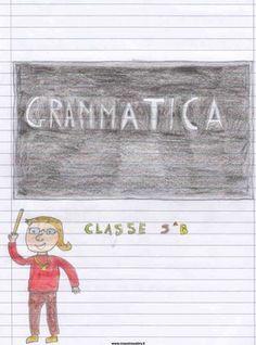 Quaderni di italiano classe quinta - MaestraSabry