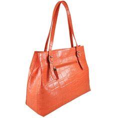 Cayenne Leather Handbag... I like