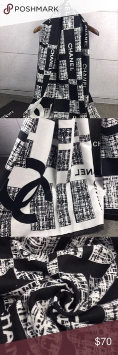 Sale!!!Cashmere Scarf CHANEL Scarf become very hot sale products. Not only keep you warm, but also keep you fashion in winter.Kinds of CHANEL Scarfs available now. Delivery Time approximate 8-15 Days! CHANEL Accessories Scarves & Wraps