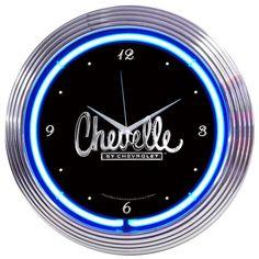 Hot Rod Clocks