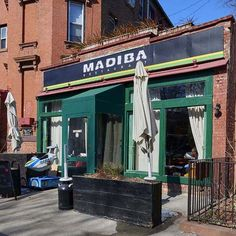 We review Fort Greene South African restaurant Madiba - find out if it's kid friendly here!