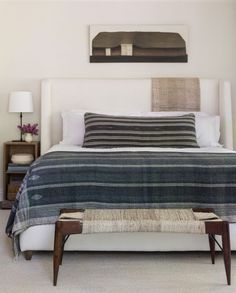 Since Joshua Smith has created unforgettable interiors for clients in Los Angeles, New York, and across the U. is Interior Design style empowers Master Bedroom Design, Home Decor Bedroom, Serene Bedroom, Bedroom Chair, Earthy Bedroom, Interior Livingroom, Bedroom Wall, Amber Interiors, Suites